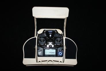 Senderpult für Spektrum DX 7s sowie DX 8 als Bausatz 5-lag für FPV abnehmbar